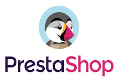 Installation & Configuration of Prestashop on your server