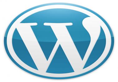 Install Wordpress Theme And Wordpress Plugins