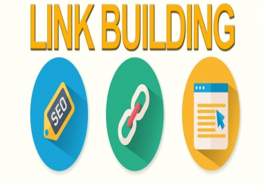 25 Link Building WHITE HAT in just 5$ - SALE OFFER