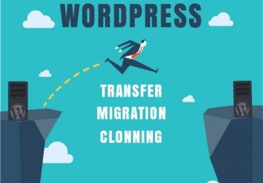 I Will Move Wordpress Site In 24 Hours
