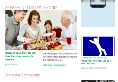 Write & Guest post on HEALTH niche DA41 - PA47 SEO Link building