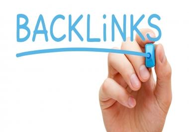 Backlink and media publication