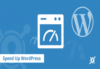 increased your wordpress website speed and performance