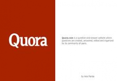 100 qoura answer high quality