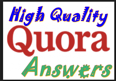 Promote website with HQ 10 Quora answer