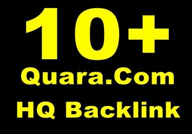 provide you true 10+ quadra backlink
