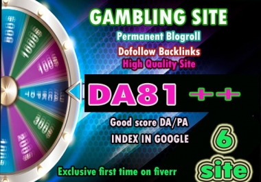 link da81x6 site gambling blogroll permanent