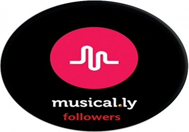 Good 30 musical.ly followers receive