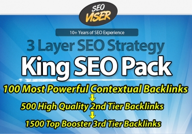 [Updated August 2019] - 3 Layer SEO Strategy to RANK ANY KEYWORD