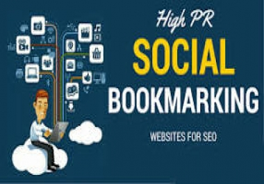 Pay you high 35quality social bookmarking