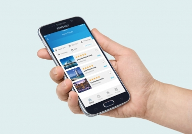 Design 1 mobile app UI screen for android or ios