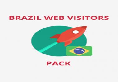 Brazil Website Visitors►►[Real][Adsense Safe]