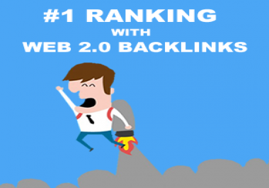 Get High Ranking With 20 High PR & PA DA Web 2.0 Blogs, With Login Details
