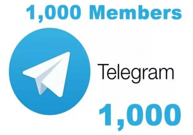 525+ Telegram HD Channel Members All Are Real Members Within 12 - 24 Hours