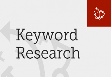 Provide you  most profitable 60 keyword research for your niche related website
