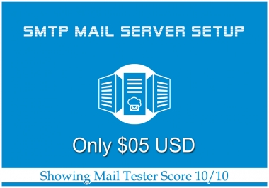 setup and configure SMTP on your vps or server