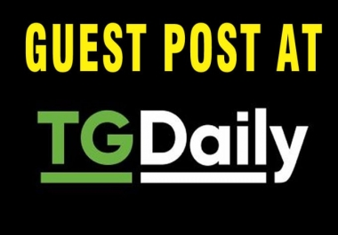 publish dofollow guest post at tgdaily da 77