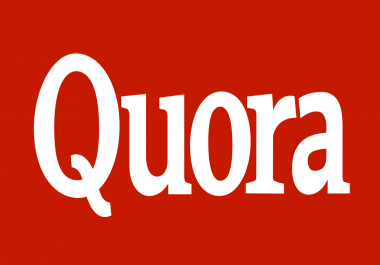Give Niche Relevant 25 Quora Answer For Targeted Traffic