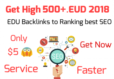500+ EDU Backlinks for  increase your SEO [ Best service ]