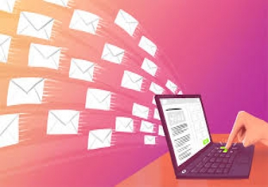 I can Provide You 2500 Active And Valid Email List which grow your business/sells