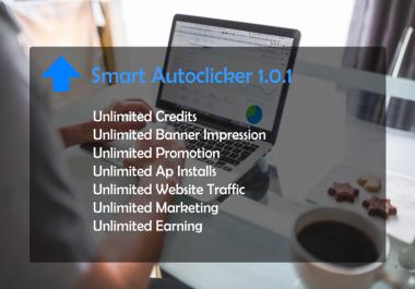 help you get Unlimited banner Impression for Traffic Exchange websites & Increase App Installs
