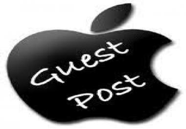 Publish 5x High Authority Guest Post merchantcircle/Minds/bloglovin/Digo/Kinja