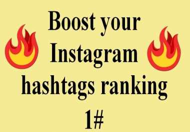 Research The Best Instagram Hashtags In Any Niche And Rank