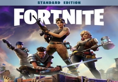 Fortnite Save the world Standard edition GLOBAL CD-KEY! THE CHEAPEST PRICE!