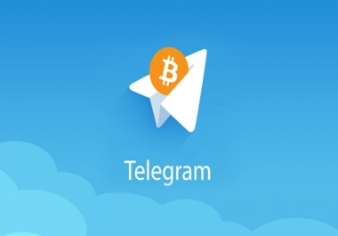 Private Telegram crypto-investors from $1000 group members ICO