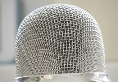 600 Word Male Voice Over