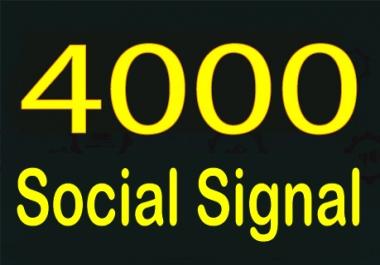 Rank Site Alexa Rank with 4000 PR9 & Panda safe Social Signals backlinks