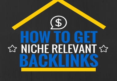Get 15 High Quality Niche Relevant Blog comments Backlinks With Low OBLs