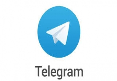 250 Telegram group members in hours All active
