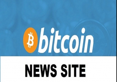 Build Autopilot Bitcoin News Site For Passive Income