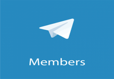 500 REAL & ACTIVE ICO/AIRDROP TELEGRAM MEMBERS