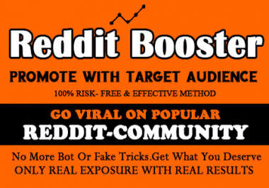 Reddit Booster for YouTube Videos