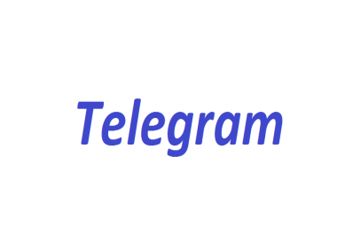 Add 100+ Real and Active Telegram Members