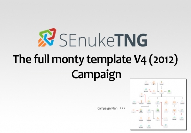 Boost SEO for Website with The full monty template V4 (2012)