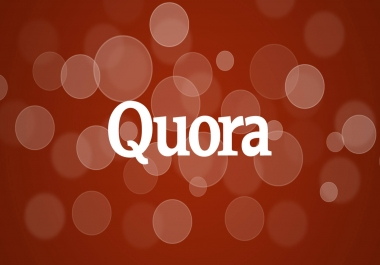 Give you business and keyword related HQ 2 Quora answer