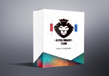 ALPHA BINARY TEAM PREMIUM PACKAGE
