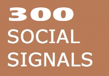 7 PLATFORM 300 SOCIAL SIGNALS SEO BACKLINK BOOKMARK SHARE TO GOOGLE PLUS LINKEDIN REDDIT BUFFER STUMBLEUPON VK HIGH PR PAGE RANK
