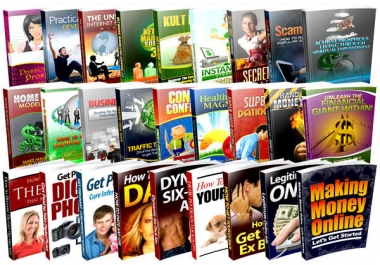 4,000,000 Plr Articles, 4600 Mrr Ebooks, And Bonuses