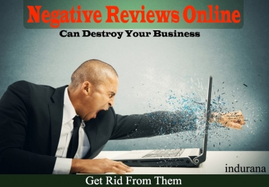 ORM To Remove Bad Reviews