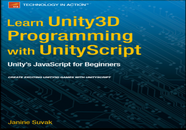 I provide you a best Ebook UNITY 3D 400 page only in 5 for $2