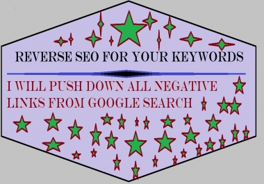 Reverse SEO For Your Keywords