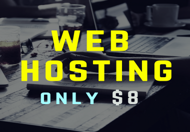 Unlimited Cloud Web Hosting | 1 Site | 1 Year