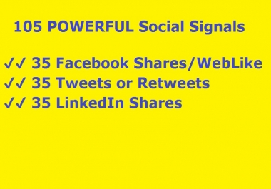 BOOST SEO & PROMOTE YOUR SITE BY BUILDING SOCIAL ... for $1