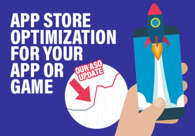 ASO, App Promotion With App Description For Your Game Or App