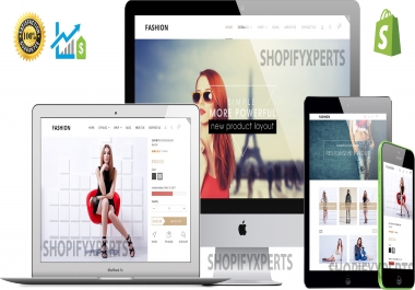 6 figure Shopify Store or Shopify Dropshipping Store