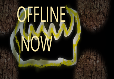 Twitch panels and twitch offline photos
